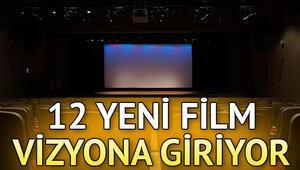 Sinemada bu hafta hangi filmler var Bu hafta 12 film vizyona girecek