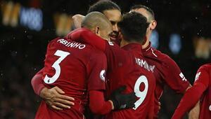 Liverpool zirveyi bırakmadı