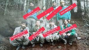 Karadenizden kaçan 2 terörist, Tuncelide mağarada öldürüldü