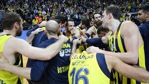 Fenerbahçe Beko, THY Avrupa Liginde liderliğini sürdürdü
