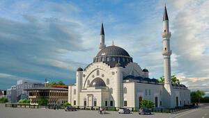 Strazburg'da inşa edilen Eyüp Sultan Camii, Avrupa'nın en büyüğü olacak