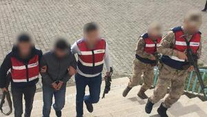 Silvanda PKKlı terörist yakalandı
