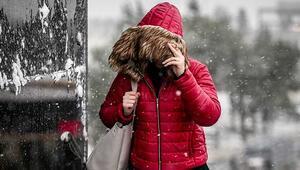 İstanbula kar uyarısı 2 gün boyunca yağacak
