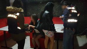 Fuhuş operasyonda HIV şoku İstanbulda yakalandılar