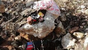 Eruhta PKKlı teröristlerin 6 sığınağı imha edildi