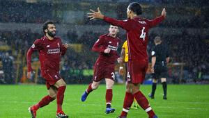 Wolverhampton 0-2 Liverpool (MAÇ ÖZET)