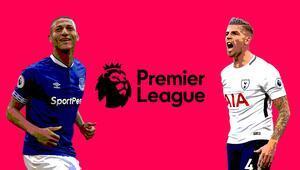 Evertonın konuğu Tottenham iddaanın favorisi ise...