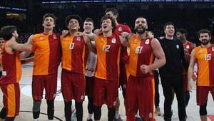 Galatasaray pota derbisinde Fenerbahçeyi yendi