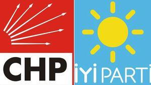 CHP-İYİ Parti işbirliğinde: 5 ilçede müzakere