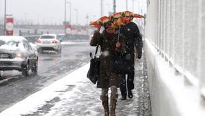 Meteoroloji uyardı Salı ve çarşamba gününe dikkat