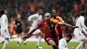 Galatasaray-Sivasspor maçından öne çıkanlar