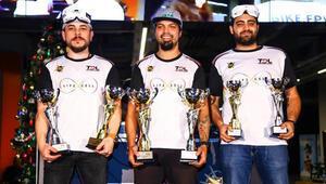 Lifecell Tech Drone Ligi şampiyonları belli oldu
