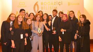 Boğaziçi Üniversitesi Bilişim Ödülleri sahiplerini buldu