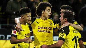 Borussia Dortmund 2-1 Borussia Mönchengladbach (MAÇ ÖZET)