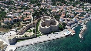 Troya Antik Kenti turist akınına uğradı