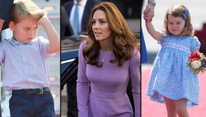 Biri prens diğeri prenses demedi, çocuklarını akla gelmeyecek bir yere götürdü