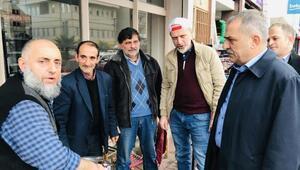 Başkan Sağıroğlu: Projelerimize yeni dönemde, sürpriz projeler de ekleyeceğiz