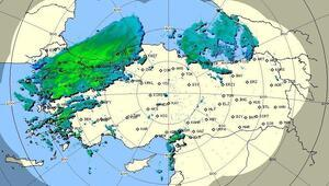 İstanbula kar yağacak mı AKOM'dan İstanbul için kar yağışı uyarısı