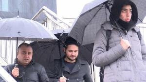 Son dakika...  İstanbulda kar yağışı başladı