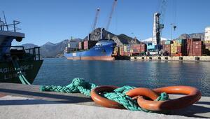 Antalya Limanında Ro-Ro seferleri başlayacak