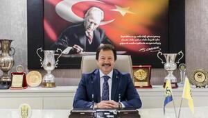 Mehmet Yiğinerden TSYD Ankara Şubesine ziyaret