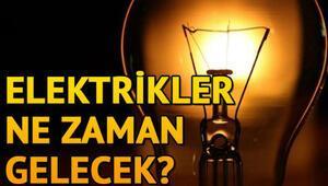 Elektrikler ne zaman gelecek 26 Aralık BEDAŞ planlı kesinti programı