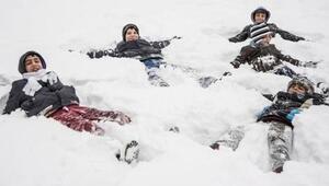 Ankarada okullar tatil edildi Valilikten açıklama...