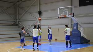 Denizli Basket, UPS Spor maçına hazırlanıyor