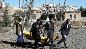 Yemendeki katliamda Amerikanın parmak izleri var