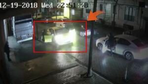 Taksici neye uğradığını şaşırdı