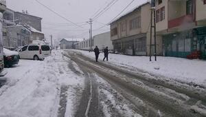 Adıyamanda okullara kar tatili