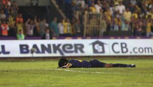 Süper Ligde ilk yarının en şanssızı Ankaragücü