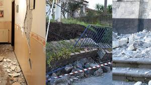 Akdenizde deprem dehşeti