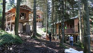 Gölcük'teki bungalov ve otel projesine mahkemeden durdurma kararı