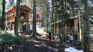 Mahkemeden Gölcük'teki bungalov ve otel projesi için yeni karar
