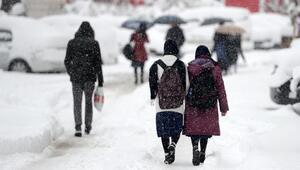 Yarın okullar tatil mi İşte eğitime kar engeli gelen o iller