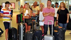 İlk 11 ayda gelen yabancı ziyaretçi sayısı 38 milyona yaklaştı