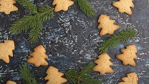 Yılbaşı kurabiyesi nasıl yapılır Yılbaşı kurabiyesi tarifi