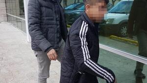 Samsunda 13 yaşındaki çocuğun üzerinden ruhsatsız tabanca çıktı