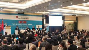 Şanghay'da Türkiye ve Çin: Uzun Vadeli İş Birliği Beklentileri paneli düzenlendi