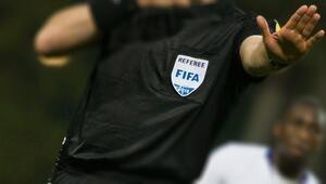 FIFA kokartı takacak Türk hakemler açıklandı