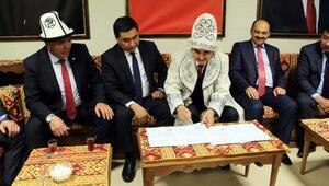 Tosya Belediyesi, Kırgızistan Tokmak şehri ile kardeş belediye oldu