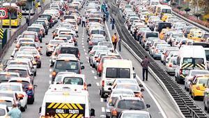 İstanbullular dikkat Bu yollar trafiğe kapalı olacak