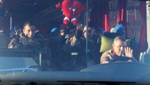 Son dakika... Komandoların Suriye'ye geçişleri sürüyor