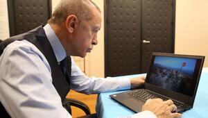 Cumhurbaşkanı Erdoğanın oyu Mehmetçikten ilk iftara