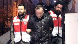 Bakırköy Adliyesine girmeye çalışmıştı Sahte polis tutuklandı