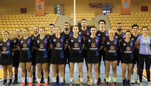 Marmara Üniversitesi Spor Kulübü korfbol takımı Belçika yolcusu