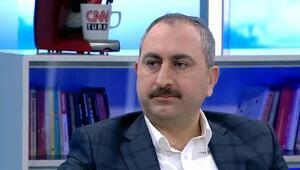 Son dakika... Adalet Bakanı Gülden önemli açıklamalar