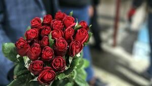 Yılbaşı çiçek üreticilerine yaradı