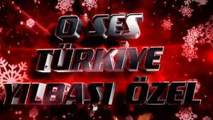 O Ses Türkiye yılbaşı özel konukları kimler İşte, O Ses Türkiyede yarışacak ünlü isimler